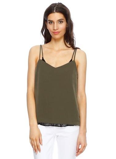 Missguided Bluz Yeşil
